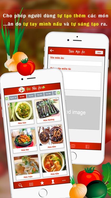 Học Nấu Ăn - 1000+ Món Ăn Ngon screenshot-4