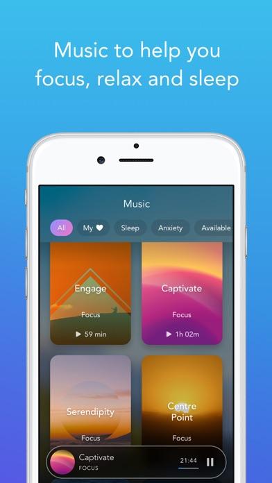Calm app image