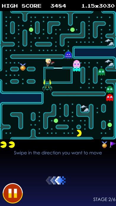 PAC-MAN: Ralph Breaks the Maze screenshot 5