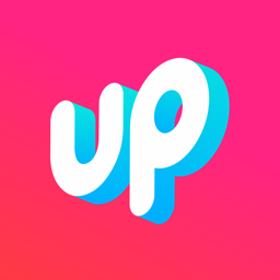 Ícone do app Uptime – video chat w/ YouTube