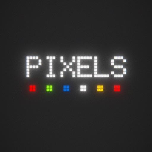 Pixels . . .