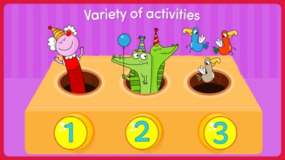 Screenshot for Toddler games for 2+ year olds in United States App Store