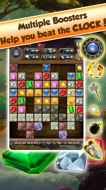 Jewel Legend Puzzle 2 screenshot-3