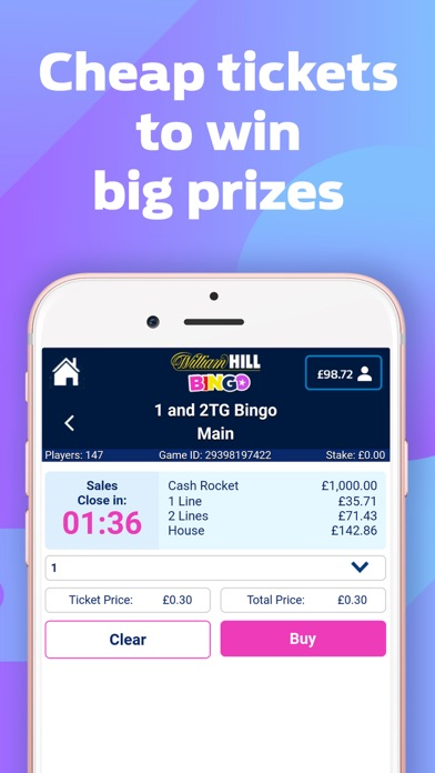William Hill Bingo 3.3.2 IOS