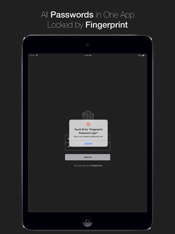 App Lock - Password Manager ◇-ipad-2