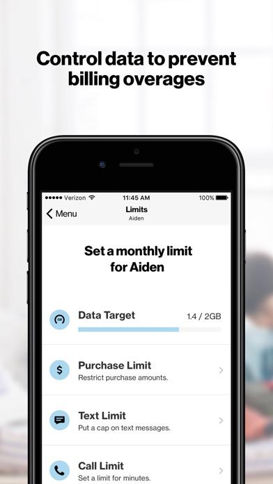 Verizon FamilyBase® app image