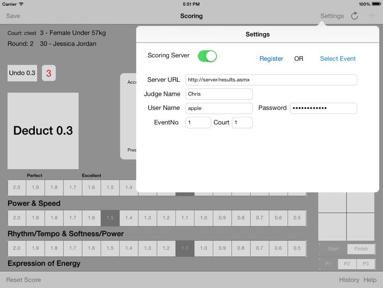 TechScore screenshot-3