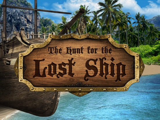 The Hunt For The Lost Ship For iOS Drops To Free For First Time In A Year