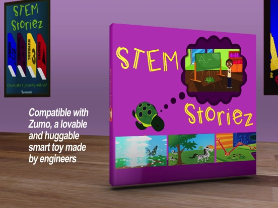 STEM Storiez-Counting Zoo EDU screenshot 10