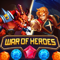 App Icon for War of Heroes - Dungeon Battle App in Tunisia IOS App Store