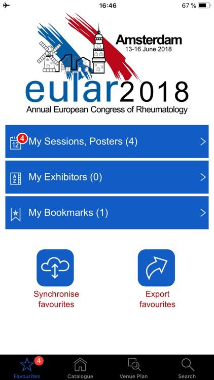 EULAR 2018