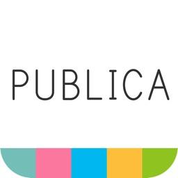 PUBLICA - かんたんフォトブック作成アプリ