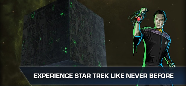 Star Trek Timelines on the App Store