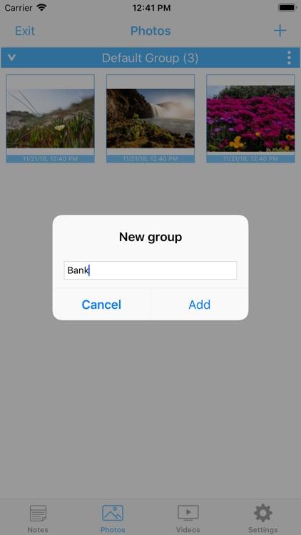 MultiPasswords screenshot-4