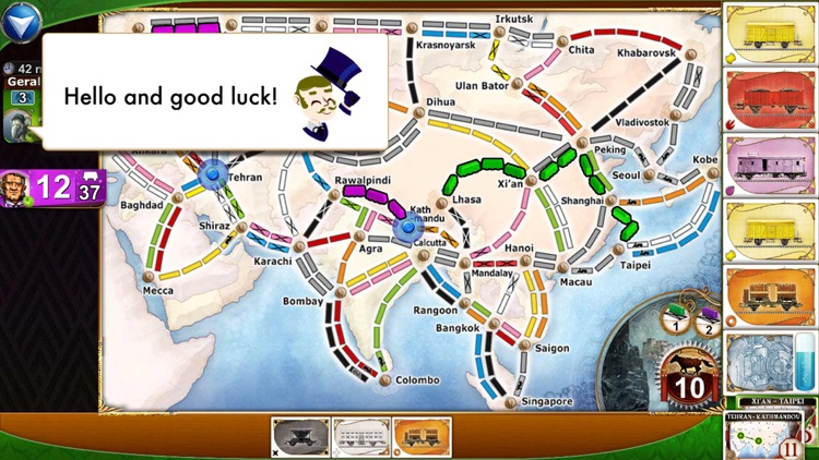 Ticket to Ride screenshot-4