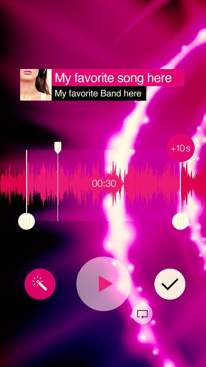 Ringtones for iPhone! (music) Screenshot