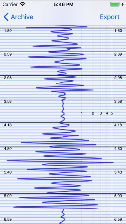 Seismometer screenshot-3