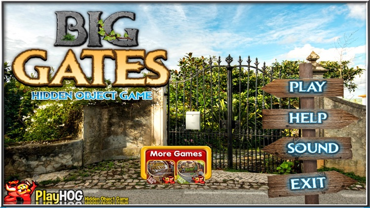 Big Gates Hidden Objects Games screenshot-3
