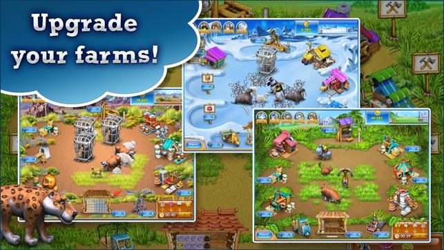 Farm Frenzy 3  Farming game