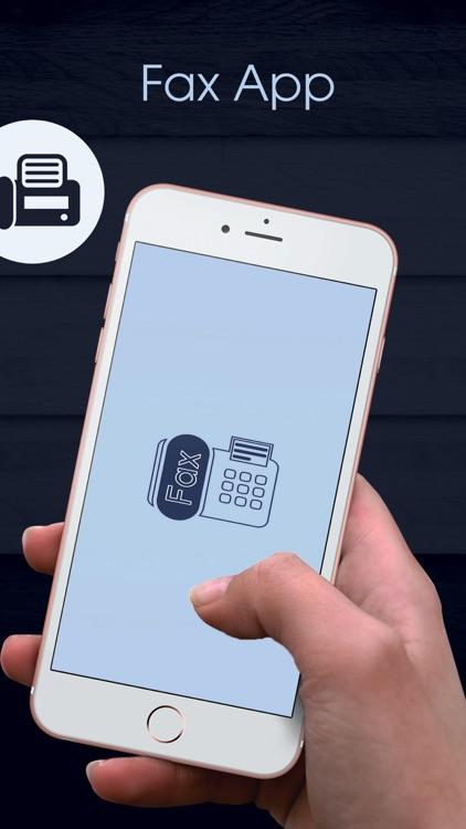 Fax App : Document Scanner