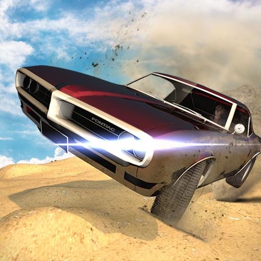 Muscle Car Driving Simulator iOS App