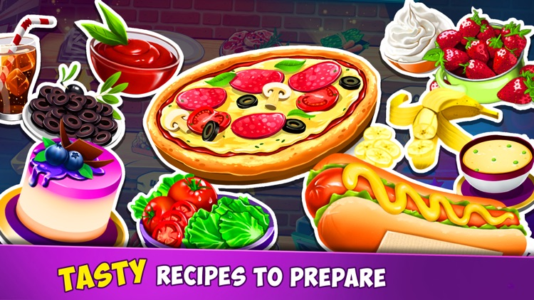 Tasty Chef - Cooking Games screenshot-4