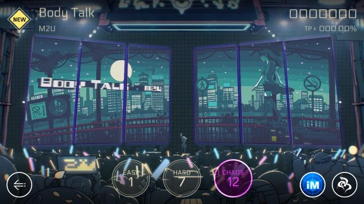 音乐世界Cytus II screenshot-3