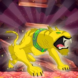 Boy 10 Monster Transform