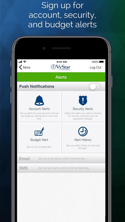 VyStar Mobile Banking screenshot-5
