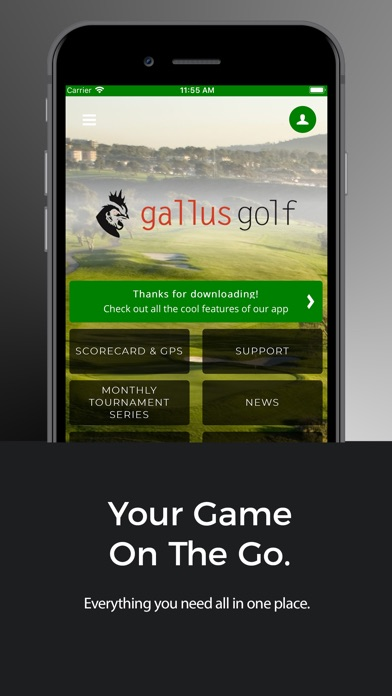 Gallus Golf Club screenshot 1