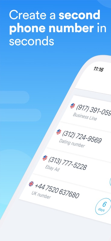 Ring4: Second Phone Number App - Online Game Hack and Cheat
