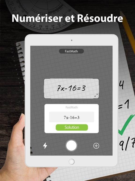 FastMath - Photo et Résolvez