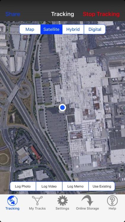 Trip Logger GPS Track Recorder screenshot-3