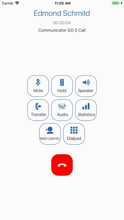 Communicator GO 5 screenshot-4