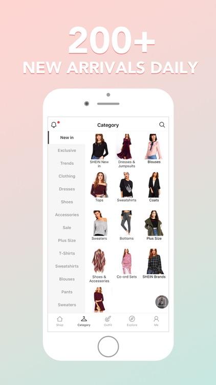 SHEIN - Fashion Shopping screenshot-3