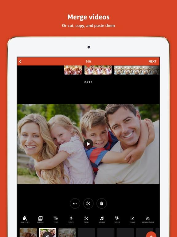 Videoshop - Video Editor iPad
