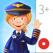 Tiny Airport: Toddler's App - wonderkind GmbH