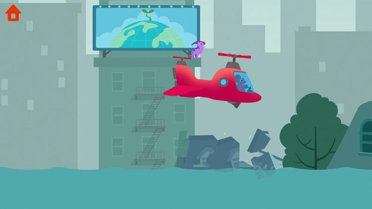 Dinosaur Helicopter screenshot-0