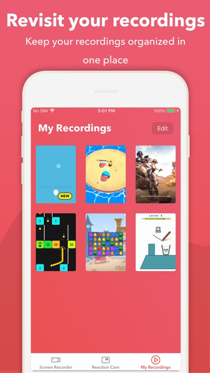 Record it! :: Screen Recorder screenshot-4