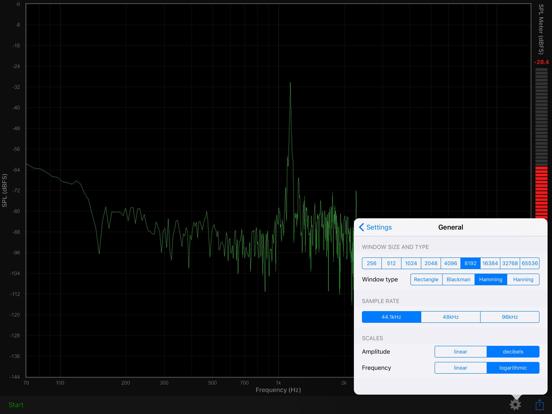 Audio Spectrumのおすすめ画像4