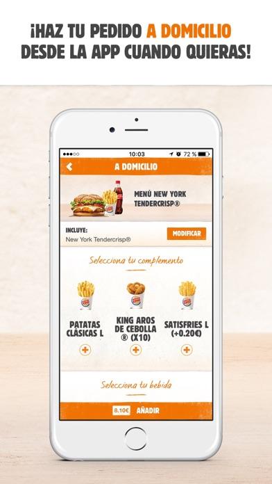 download Burger King España apps 4