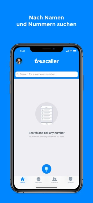 Truecaller Spam Protection Im App Store