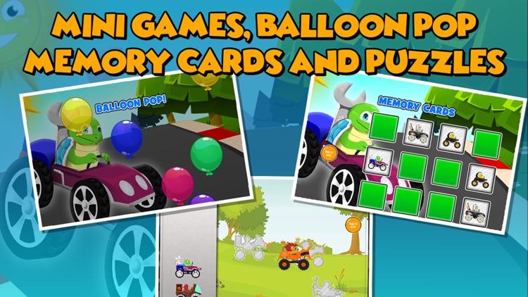 Fun Kids Car Racing screenshot-3