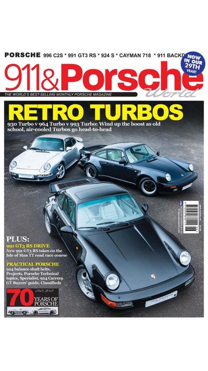 911 & Porsche World Magazine screenshot-4