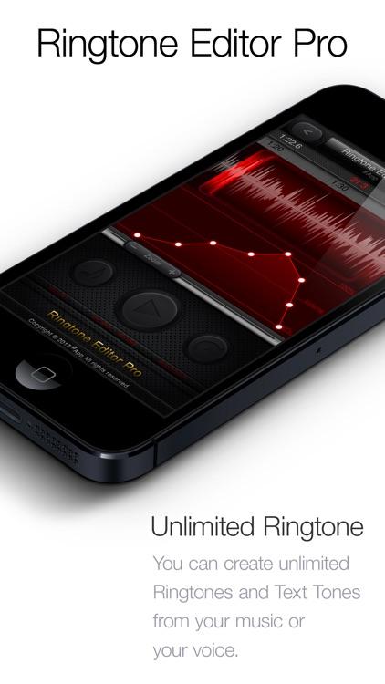 Ringtone Editor Pro