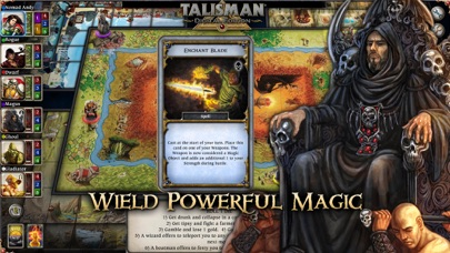 Screenshot #9 for Talisman: Digital Edition