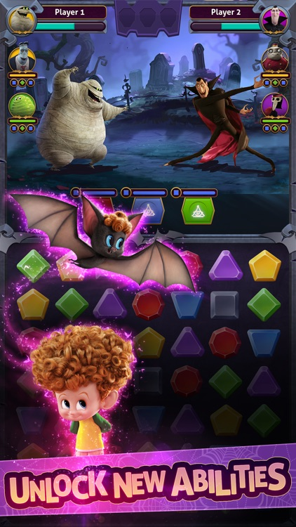 Hotel Transylvania: Monsters screenshot-3