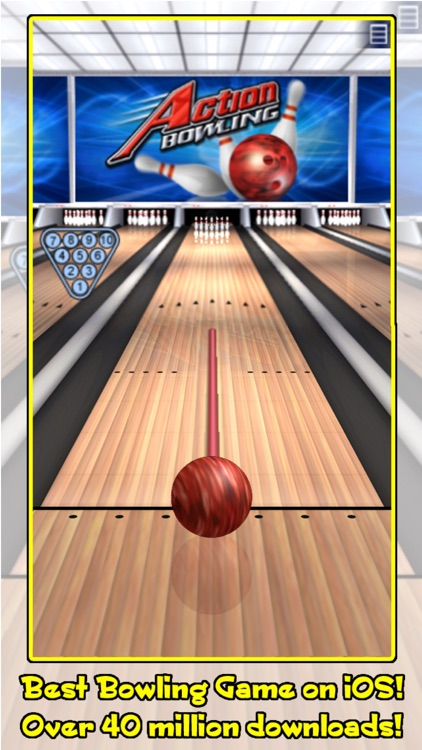 Action Bowling Classic screenshot-0
