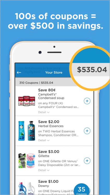 Coupons.com: Grocery coupons screenshot-2