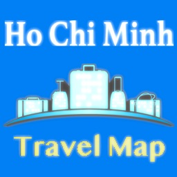 Ho Chi Minh City - Travel Map